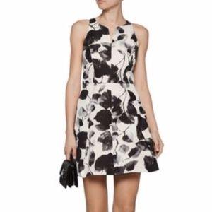 Milly NWOT Floral-Print Cotton-Blend Mini Dress